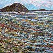 Oak Bay - Low Tide Art Print