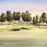 Oakmont Golf Course 14th Art Print
