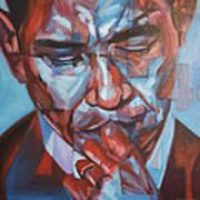 Obama 44 Art Print