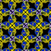 Obama Abstract 20130202p55 Print by Wingsdomain Art and Photography
