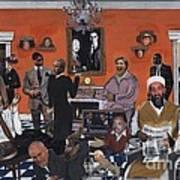 Obama Nation Art Print