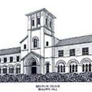 Oberlin College Art Print by Frederic Kohli