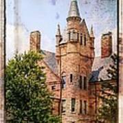 Oberlin College Art Print