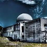 Observatory 6 Art Print
