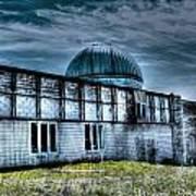 Observatory 7 Art Print