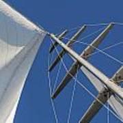 Obsession Sails 6 Art Print