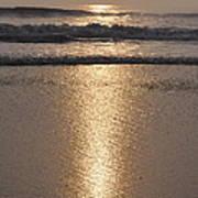 Obx Summer Sunrise Art Print