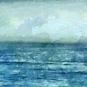 Ocean 3 Art Print
