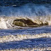 Ocean City Surf's Up Art Print