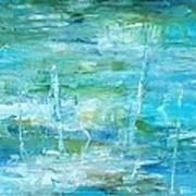 Ocean I Art Print