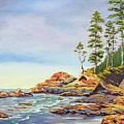 Ocean Witness Art Print