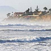Oceanside California Art Print