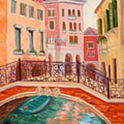 Ode To Venice Art Print