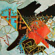 Odin's Dream Art Print