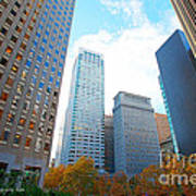 Office Space For Rent In Downtown San Francisco Art Print