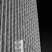 Office Tower  Montreal, Quebec, Canada Art Print
