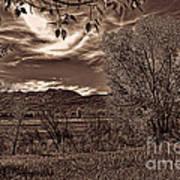 Ogden Valley I Art Print