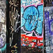 Oh Yes - Graffiti Art Print