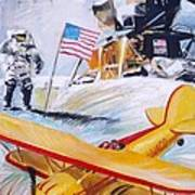 Ohio Aviation Art Print