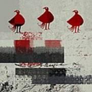 Oiselot - J106164161-2t1b Art Print