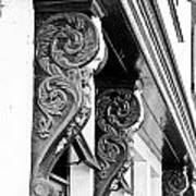 Old Architecture Art Print