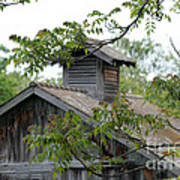 Old Barn 11 Art Print