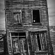 Old Bodie Building Art Print by Garry Gay