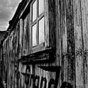Old Box Car Art Print