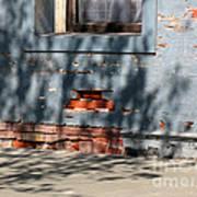 Old Bricks And Mortar Art Print