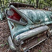 Old Car 3 Art Print