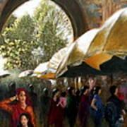 Old City Ahmedabad Series 7 Art Print