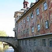 Old City Hall - Bamberg - Germany Art Print