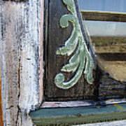 Old Door Art Print
