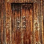 Old Doorway Art Print