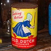 Old Dutch Art Print