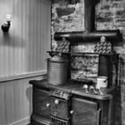 Old Fashioned Richardson And Bounton Company Perfect Stove. Art Print