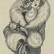 Old-fashioned Art Print