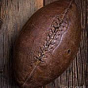 Old Football Art Print