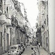 Old Habana Art Print