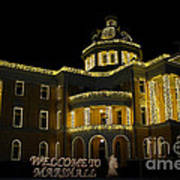 Old Harrison County Courthouse Art Print