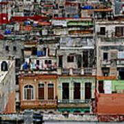 Old Havana Art Print