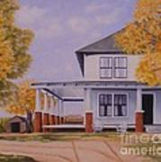 Old Home Place Art Print