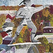 Old Jake - Winchester Series Art Print