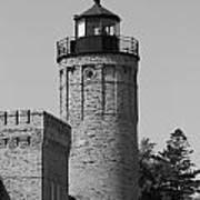 Old Mackinac Point Lighthouse Art Print