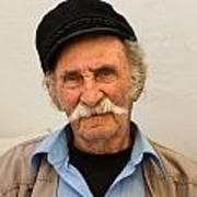 Old Man Of Mykonos Art Print
