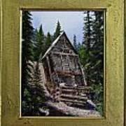 Old Mine Art Print