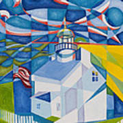 Old Point Loma Art Print