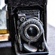 Old School Photography Art Print