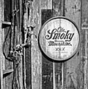 Ole Smoky Moonshine Art Print