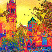 Old South Church Art Print